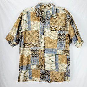 Tori Richard Honolulu Hawaii Shirt Medium